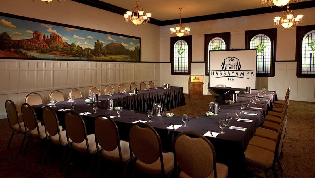 Hassayampa Inn Arizona Room Event Venue