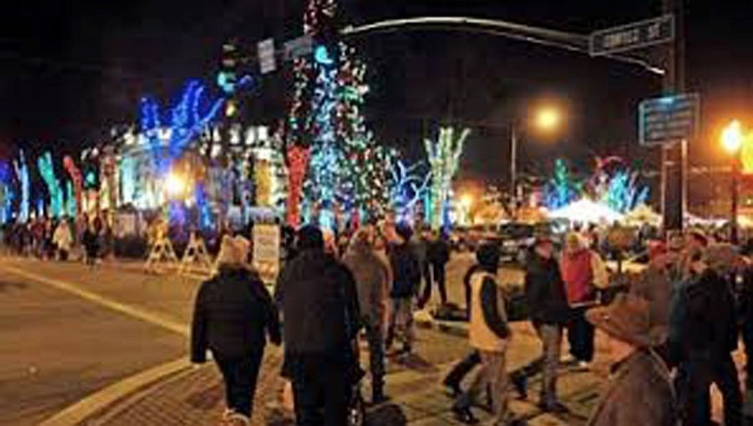 Downtown Prescott Christmas Party
